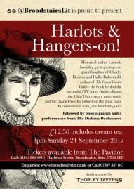 Harlots & Hangers-on Aug
