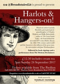 Harlots & Hangers-on Aug